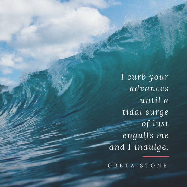 Surge - Poem by Greta Stone