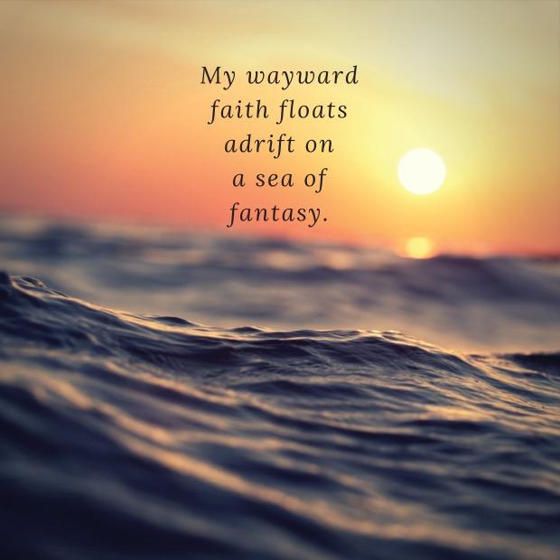 Wayward & Adrift REL BTS- Poem by Greta Stone