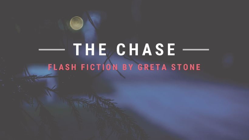 The Chase flash fiction by Greta Stone